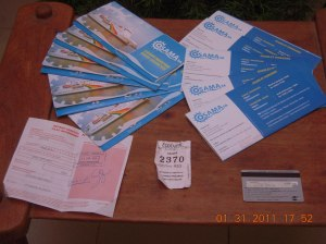 Casamance Ferry Tickets, purchase online, via www.Paypal.com!