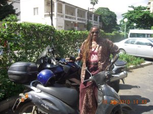 SenegalStyle MOTORSCOOTER and CAR TOURS,